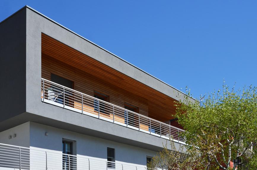 Zeropositivo studio di architettura progetti - Casa passiva milano ...