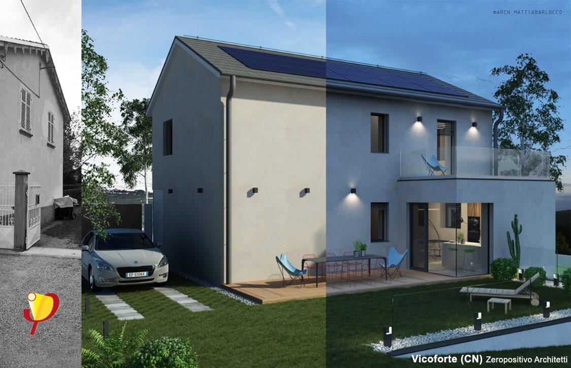 Casa passiva italia progettazione case passive passive house passivhaus plus risparmio - Casa passiva torino ...